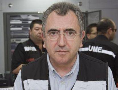 Manuel Campos, en una foto de archivo.