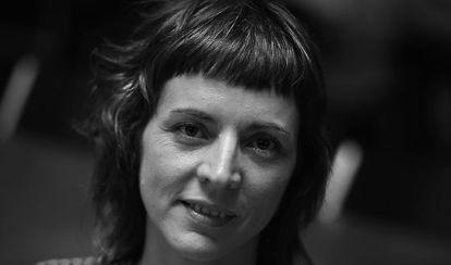 La periodista Núria Cadenes.