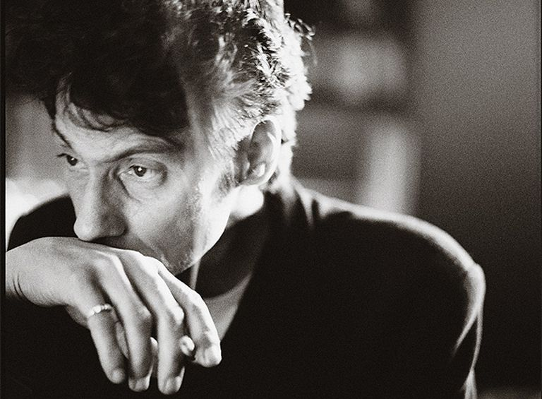 Antonio Vega, en una imagen de principios de los 2000./ JERÓNIMO ÁLVAREZ