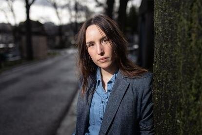 La escritora francesa Victoria Mas.