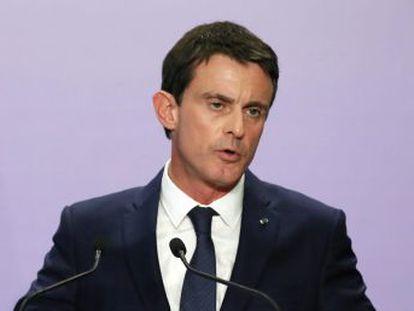El primer ministro, que deja su puesto este martes, afirma que quiere  dar todo por Francia