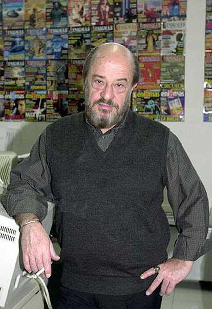 Fotografía de archivo, tomada el 21 de noviembre de 2001, de Fernando Jiménez del Oso.