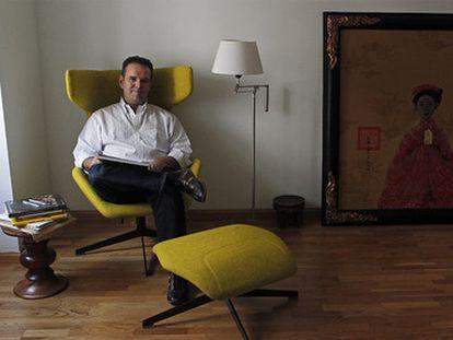 Jesús Encinar, fundador del portal inmobiliario Idealista.com