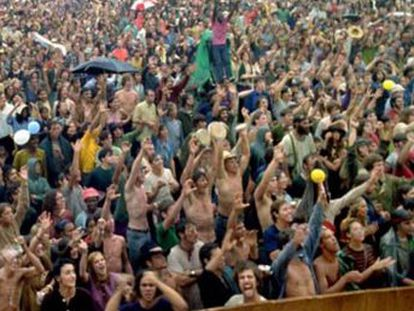 El festival por antonomasia solo pudo ocurrir en 1969, cuando no se sabía muy bien lo que suponía convocar a una muchedumbre en un lugar remoto