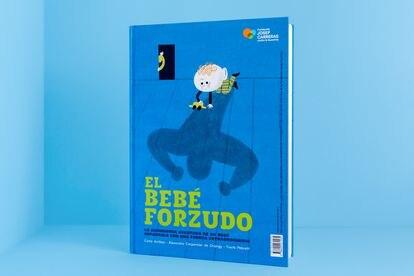 'El bebé forzudo', un álbum ilustrado publicado por la Fundación Josep Carreras contra la leucemia