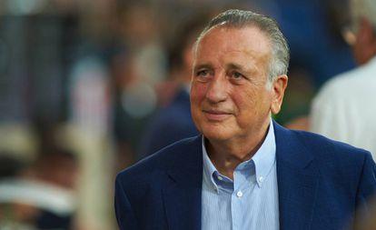 Fernano Roig, presidente del Villarreal.