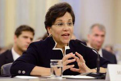 La nueva secretaria de Comercio de EE.UU. a Penny Pritzker. EFE/Archivo