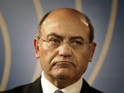 Gerardo Díaz Ferrán. / BERNARDO PÉREZ
