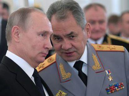 Putin achaca el  trágico accidente  al disparo de un misil sirio contra el aparato tras un ataque aéreo israelí
