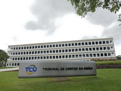 Tribunal de Cuentas de la Unión, en Brasilia, Brasil.