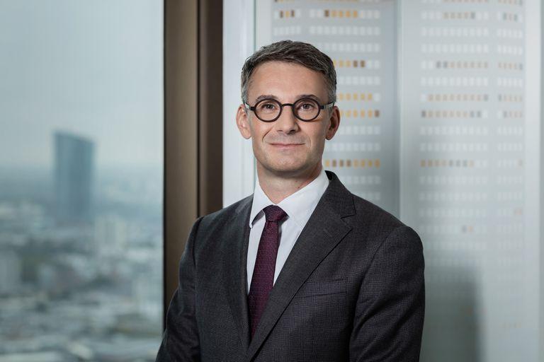 Sylain Broyer, economista jefe de S&P para Europa, Oriente Medio y África.