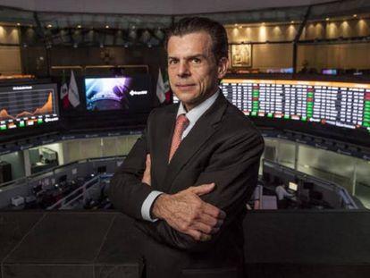 José Oriol Bosch, director de la Bolsa Mexicana de Valores.