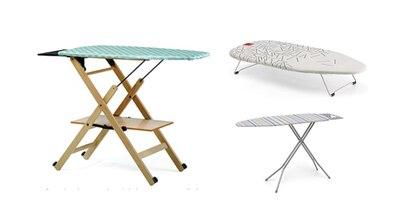 Plegables, con alturas regulables y muy compactas, descubre todas las ventajas de estas tablas de planchar.