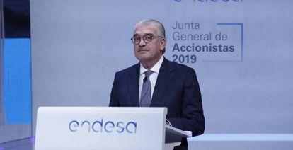 José Bogas, consejero delegado de Endesa.