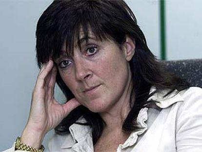 La juez de vigilancia penitenciaria Ruth Alonso.