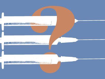 Las dudas que se plantean los ciudadanos sobre la tercera dosis de la vacuna contra la covid-19.