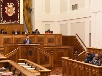 El pleno de las Cortes de este 4 de octubre.