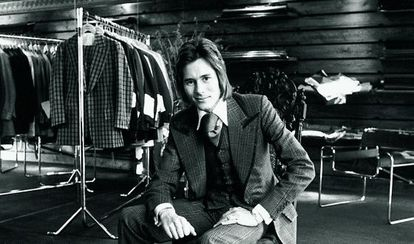 James Nutter, el 'sastre rebelde', diseñó para los Beatles a finales de los sesenta.