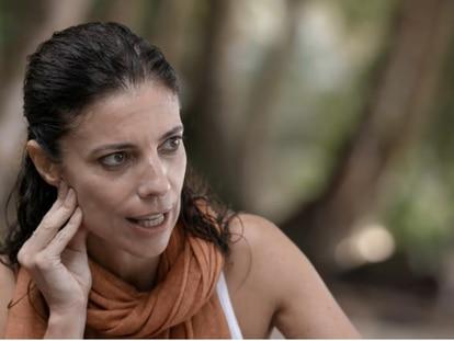 Maribel Verdú, en el programa 'Planeta Calleja'.