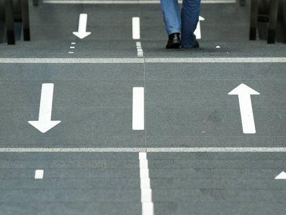 Los protocolos marcan lo que hay que hacer y hacia dónde ir.