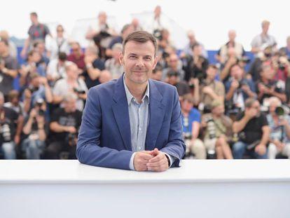 El director francés François Ozon, en mayo en Cannes.
