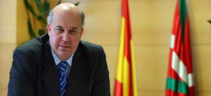 El fiscal superior del País Vasco, Juan Calparsoro.