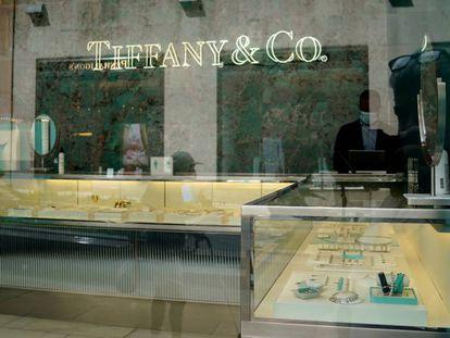 Tienda de Tiffany en Manhattan (Nueva York, EE UU).