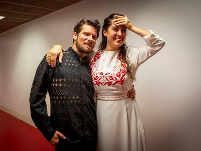 Sílvia Pérez Cruz y Marco Mezquida.