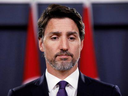 Justin Trudeau el pasado 11 de enero en Ottawa.