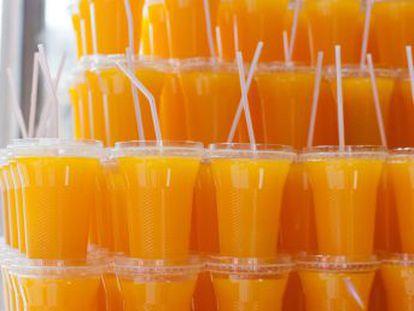 Ingerir jugos no es sinónimo de comer fruta desde el punto de vista nutricional