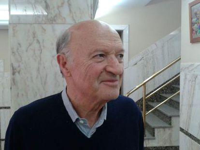 Domenico Losurdo, en Madrid.