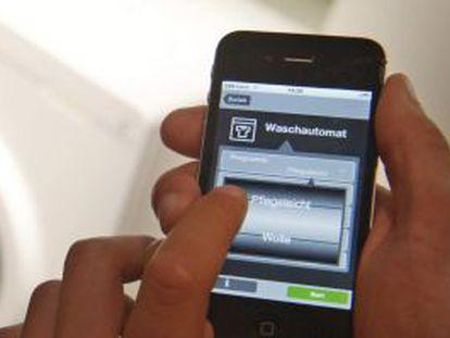 "Teléfono móvil inteligentes o ""smartphone"""