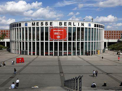 Sede de la IFA de Berlín, en 2020.