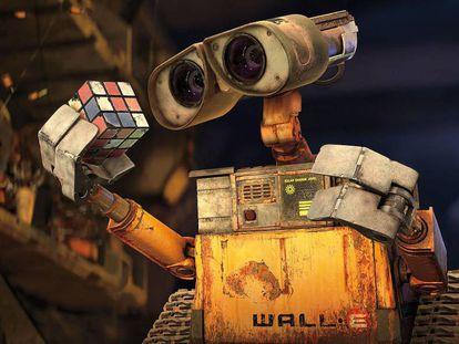 Fotograma de  Wall E