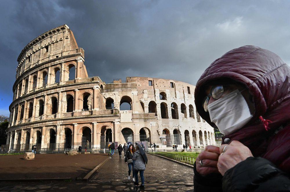 Italia, en estado de 'shock' por las restricciones para frenar el coronavirus