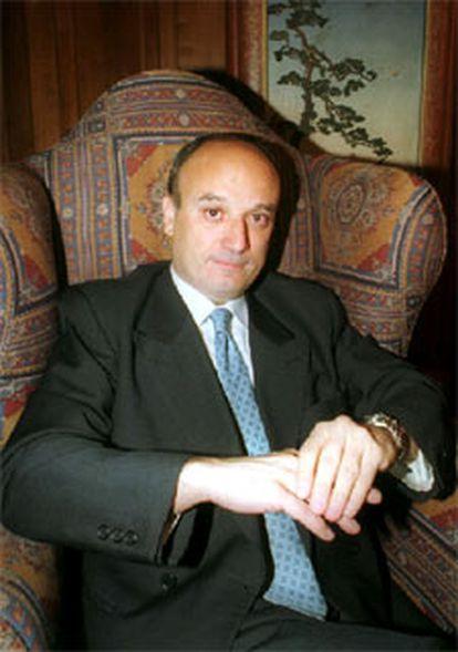 Ignacio Ruiz-Jarabo, presidente de la SEPI.