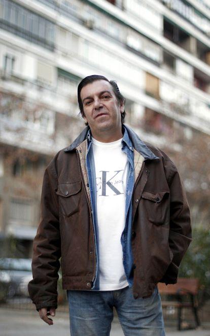 Miguel Aponte lleva 12 meses buscando un trabajo tras 24 años ocupado.