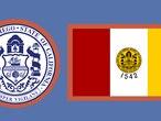 Escudo y bandera de San Diego (Estados Unidos).