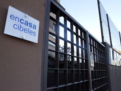 Sede de Encasa Cibeles, en Aravaca (Madrid).