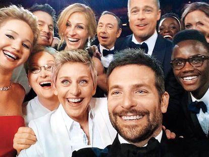 Los protagonistas del 'selfie' más compartido de la historia no volverían a posar juntos