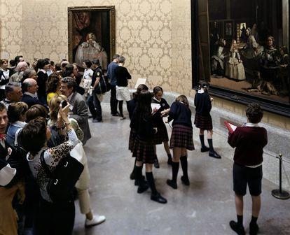 'Museo del Prado 7' (2005), de Thomas Struth.