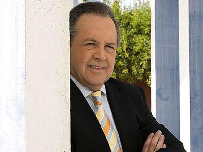 El expresidente de Invercaria, Tomás Pérez-Sauquillo.