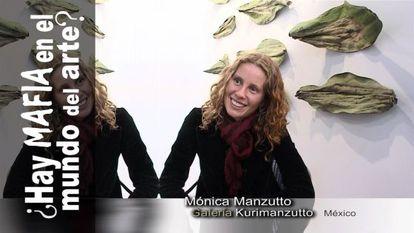 Fotograma del documental 'El Espejo del Arte'.