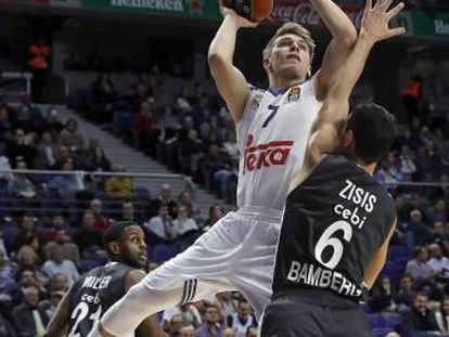 Doncic lanza ante Zisis
