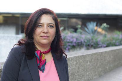 Silvia E. Giorguli Saucedo, presidenta de El Colegio de México.