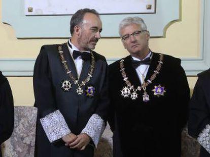 Pedro Sánchez dice que la decisión del magistrado tras los mensajes de WhatsApp del senador popular Ignacio Cosidó  demuestra lo acertado de su nombramiento