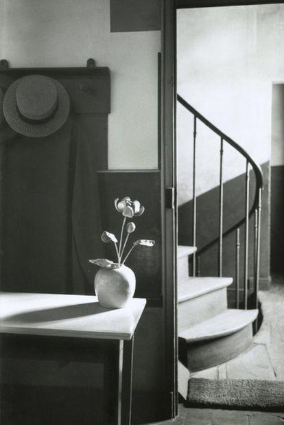 <i>La casa de Mondrian</i> (París, 1926).