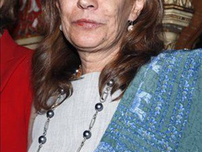 Belén Ordóñez, en una imagen de 2009.