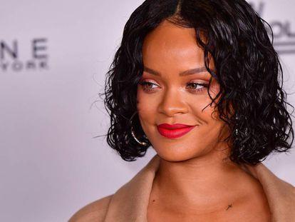 Rihanna, el pasado 22 de mayo en Nueva York.